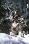 The Elder Scrolls V Skyrim Actionfigur 1/6 Dragonborn Deluxe Edition 32 cm
