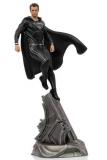 Zack Snyders Justice League Art Scale Statue 1/10 Superman Black Suit 30 cm