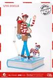 Wo ist Walter? Mega Hero Actionfigur 1/12 Wally DX Version 20 cm