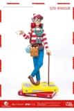 Wo ist Walter? Mega Hero Actionfigur 1/6 Wally 34 cm