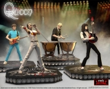 Queen Rock Iconz Statuen 4er-Pack Limited Edition 23 - 25 cm auf 3000 Stück limitiert.