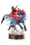 Okami PVC Statue Oki (Wolf Form) 21 cm