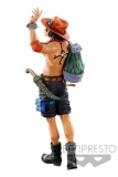 One Piece BWFC 3 Super Master Stars Piece Statue The Portgas D. Ace Two Dimensions 30 cm