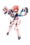 Alice Gear Aegis Plastic Model Kit Aika Aikawa (Jin-ai) 16 cm
