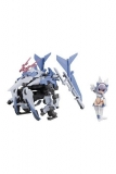 Desktop Army Actionfigur F-616s Ferir Nabbit & Machine Fenrir 12 cm