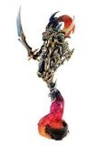 Yu-Gi-Oh! Duel Monsters Art Works Monsters PVC Statue Black Luster Soldier (Recolored) 30 cm