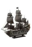 Pirates of the Caribbean Salazars Rache Modellbausatz 1/72 Black Pearl Limited Edition 50 cm