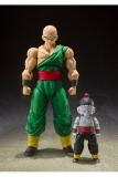 Dragon Ball Z S.H. Figuarts Actionfiguren Doppelpack Tenshinhan & Chaoz