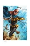 DC Comics Kunstdruck Batgirl: The Last Joke 46 x 61 cm - ungerahmt Weltweit limitiert auf 375 Stück!