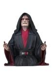 Star Wars Episode IX Büste 1/6 Emperor Palpatine 18 cm Limitiert auf 1500 Stück.