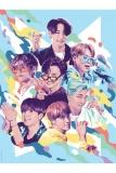 BTS Kunstdruck Dynamite 46 x 61 cm - ungerahmt