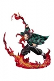 Demon Slayer: KnY FiguartsZERO PVC Statue Tanjiro Kamado (Total Concentration Breathing) 19 cm