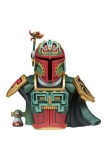 Star Wars Urban Aztec Vinyl Büste Boba Fett by Jesse Hernandez 20 cm