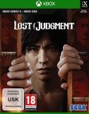 Lost Judgment - XBOX SX