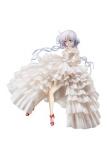 Zombie Land Saga Revenge PVC Statue 1/7 Junko Konno Wedding Dress 21 cm