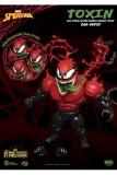 Marvel Comics Egg Attack Action Actionfigur Toxin Beast Kingdom 2021 Exclusive 20 cm  Weltweit auf 500 Stück limitiert.