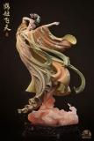 Infinity Studio Elegance Beauty Series Statue The Flying Princess Crane Elite Version 50 cm