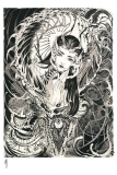 Peach Momoko Kunstdruck Inner Beauty 41 x 51 cm - ungerahmt