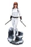 Marvel Universe ARTFX Premier PVC Statue 1/10 Black Widow White Costume Limited Edition 21 cm  Weltweit auf 3000 Stück limitiert.