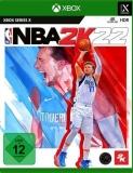 NBA 2K22 XBOX SX
