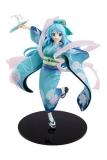 Kono Subarashii Sekai ni Shukufuku wo! Statue 1/7 Aqua: Oiran Ver. 24 cm
