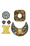 Dungeons & Dragons Sammelmünzen 6er-Pack