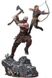 God of War BDS Art Scale Statue 1/10 Kratos & Atreus 34 cm