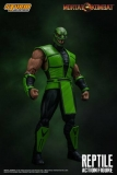 Mortal Kombat Actionfigur 1/12 Reptile 18 cm