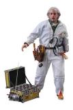 Zurück in die Zukunft Movie Masterpiece Actionfigur 1/6 Doc Brown (Deluxe Version) 30 cm