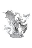 Dungeons & Dragons Frameworks Miniatur-Bausatz Balor