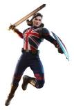 What If...? Actionfigur 1/6 Captain Carter 29 cm