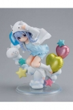 Is the Order a Rabbit BLOOM PVC Statue 1/6 Chino Tippy Hoodie Ver. 21 cm