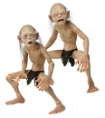 Herr der Ringe Actionfiguren 1/4 Gollum & Smeagol Umkarton 30 cm