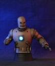 Marvel Büste 1/6 Iron Man Classic Silver 18 cm