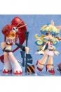 Tengen Toppa Gurren Lagann PVC Statuen Twin Pack+ Yoko & Nia Boo
