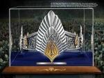 Herr der Ringe Replik Koenig Elessars Krone