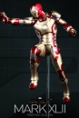 Iron Man 3 Power Pose Series Actionfigur 1/6 Iron Man Mark XLII