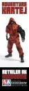 Adventure Kartel Actionfigur 1/6 Hoodzome Red 30 cm