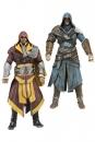 Assassin´s Creed Actionfiguren Doppelpack Ezio Auditore Exc