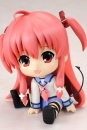Angel Beats! Petanko Mini-Statue Yui 7 cm