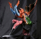 Darkstalkers Diorama Morgan & Lilith ´The Embrace´ SDC