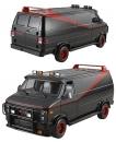 A-Team Heritage Series Diecast Modell 1/18 GMC Vandura