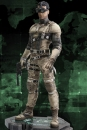 Splinter Cell Blacklist PVC Statue Sam Fisher Desert Suit 25 cm