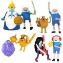 Adventure Time Wave 1 Actionfiguren Doppelpacks Umkarton 5 cm