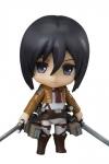 Attack on Titan Nendoroid PVC Actionfigur Mikasa Ackerman 10 cm