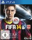 Fifa 14 - Playstation 4 - Fußballspiel