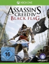 Assassin`s Creed 4 Black Flag - XBOX One- Action Adventure