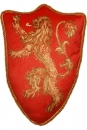 Game of Thrones Plüschkissen Wappen Haus Lannister 56 cm