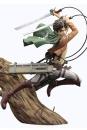 Attack on Titan ARTFXJ Statue 1/8 Eren Yaeger 26 cm