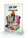 James Bond Holzdruck Live & Let Die One-sheet 40 x 60 cm